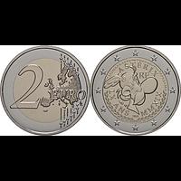 2 Euro Asterix 2019 bfr Frankreich