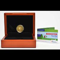 5 Euro Beemster 2019 PP Niederlande Gold
