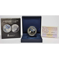 10 Euro Mondlandung 2019 PP Spanien
