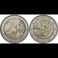 2 Euro Mauerfall 2019 J bfr Deutschland