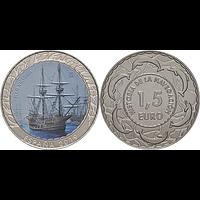 Spanien 2019 1,5 Euro Nao Victoria #13 bfr