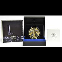 200 Euro Eiffelturm 2019 PP Frankreich Gold