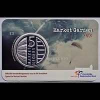 5 Euro 75 Jahre Market Garden 2019 Stgl. Niederlande Coincard
