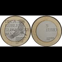 3 Euro Prekmurje 2019 Stgl. Slowenien