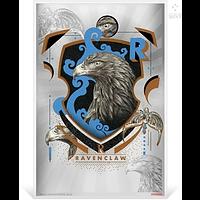 Niue 2020 1 Dollar Ravenclaw - Harry Potter Silberbanknote Stgl.