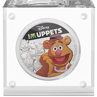 Niue 2019 2 Dollar Fozzie Bear - Ther Muppets #2 1 oz PP
