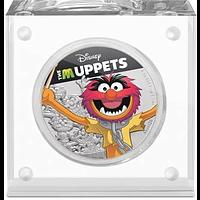 Niue 2019 2 Dollar Animal - The Muppets #4 1 oz PP