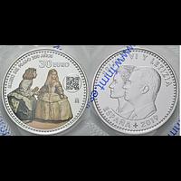30 Euro Prado 2019 bfr Spanien