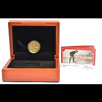 10 Euro Jaap Eden 2019 PP Niederlande Gold