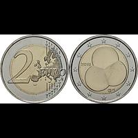 2 Euro Verfassung 2019 bfr Finnland