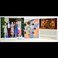 3,88 Euro KMS Palast-Huis ten Bosch 2019 Stgl. Niederlande
