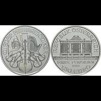 Österreich 2020 1,5 Euro Philharmoniker Stgl.
