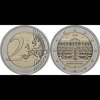 2 Euro Brandenburg 2020 A bfr Deutschland