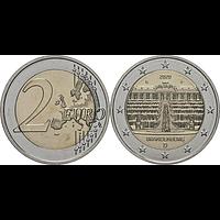 2 Euro Brandenburg 2020 G bfr Deutschland