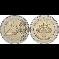 2 Euro Keramik 2020 bfr Lettland