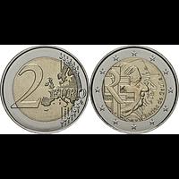 2 Euro de Gaulle 2020 bfr Frankreich