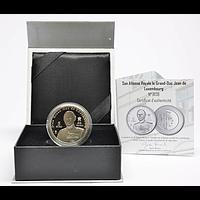 5 Euro Jean 2019 PP Luxemburg Silber
