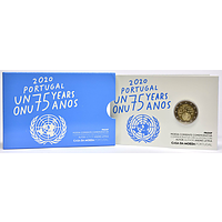 2 Euro Vereinte Nationen UNO 2020 PP Portugal