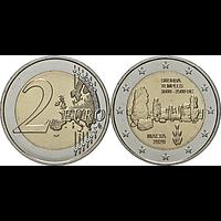 2 Euro Skorba 2020 bfr Malta