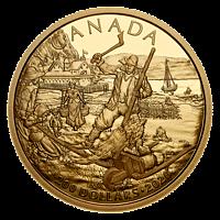 Kanada 2020 200 Dollar Kanadische Geschichte - Neufrankreich PP