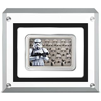 Niue 2020 2 Dollar Stormtrooper-Star Wars/Guards of the Empire Stgl.