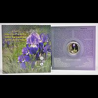 5 Euro Iris Hellenica coloriert 2020 P/L Griechenland