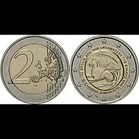 2 Euro Thrakiens 2020 bfr Griechenland