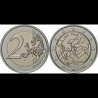 2 Euro Eyck 2020 bfr Belgien
