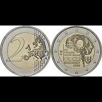 2 Euro OECD 2020 bfr Slowakei