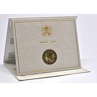 2 Euro Johannes Paul II. 2020 Stgl. Vatikan