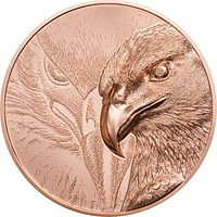 Mongolei 2020 250 T Majestic Eagle smartminting PP