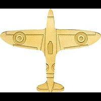 Palau Islands 2020 1 Dollar Goldenes Flugzeug ohne Jahreszahl Stgl.