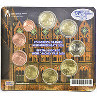KMS Spanien World Money Fair Berlin 2020 Stgl.