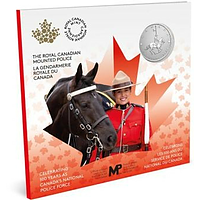 Kanada 2020 5 Dollar 100 J. Mounted Police - Moments to Hold #1 Stgl.