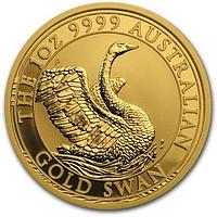 Australien 2020 100 Dollar Schwan Stgl.