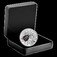 Kanada 2020 20 Dollar Bejeweled Bugs-Marienkäfer #3 mit Edelsteinen PP