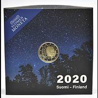 2 Euro Väinö Linna 2020 PP Finnland