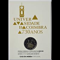 2 Euro Coimbra 2020 Stgl. Portugal