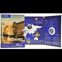 Niederlande 2020 5 Dollar Wouda-Pumpwerk PP