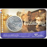 Niederlande 2020 5 Euro Wouda-Pumpwerk bfr
