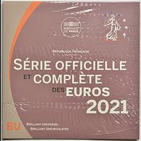 Frankreich 2021 3,88 Euro KMS Frankreich Stgl.