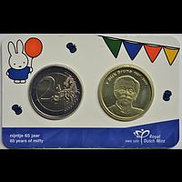 2 Euro Miffy im Blister 2020 Stgl. Niederlande