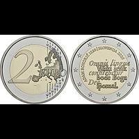 2 Euro Bohoric 2020 PP Slowenien