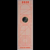 Portugal 2020 1 Euro Studenten Stgl.