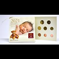 Österreich 2021 3,88 Euro KMS Österreich Baby Stgl.