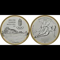 Ungarn 2020 10000 Forint 125 J. Ungarisches Olympisches Komitee PP