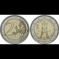 Italien 2021 2 Euro Rom - 150 Jahre Hauptstadt von Italien bfr