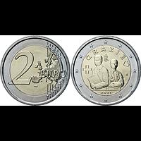 2 Euro Grazie 2021 bfr Italien