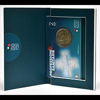 2 Euro Grazie 2021 Stgl. Italien