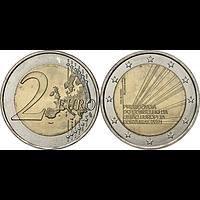 2 Euro EU-Präsidentschaft 2021 bfr Portugal
